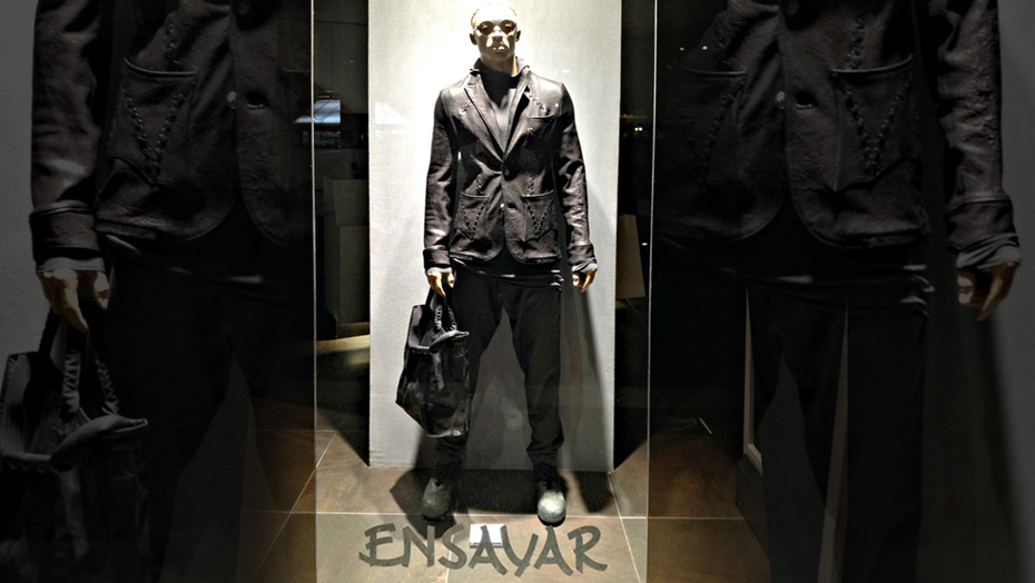 Ensayar.gr | F/W 2014 - '15 Collection